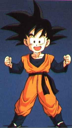 Dragon Ball Z Goten
